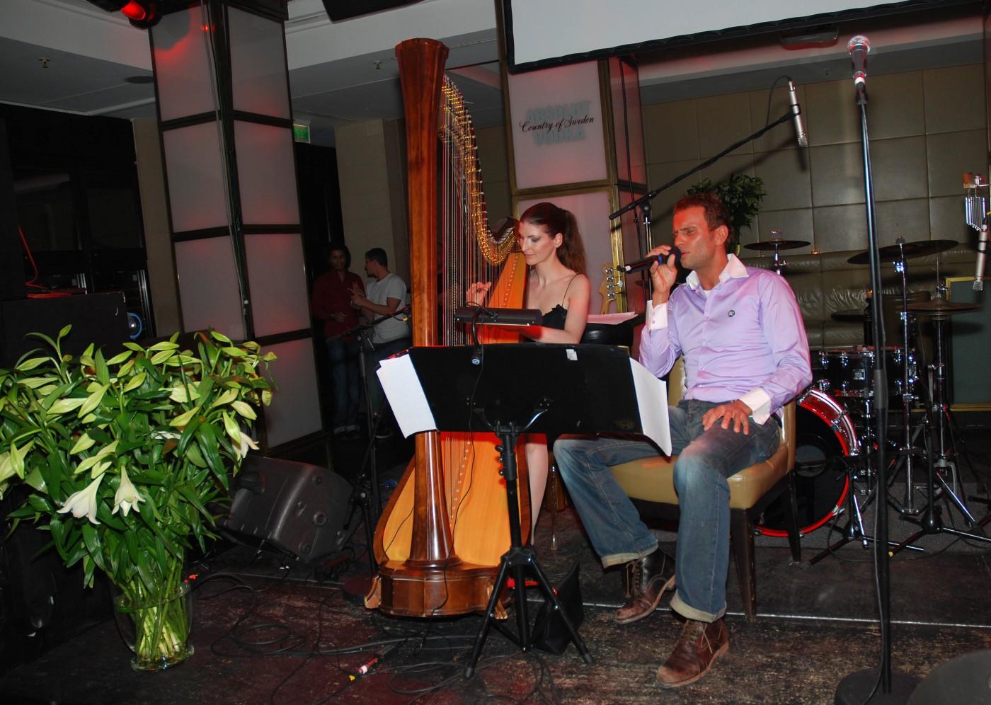 A Tribute To Dag Hauptstadt Harfe