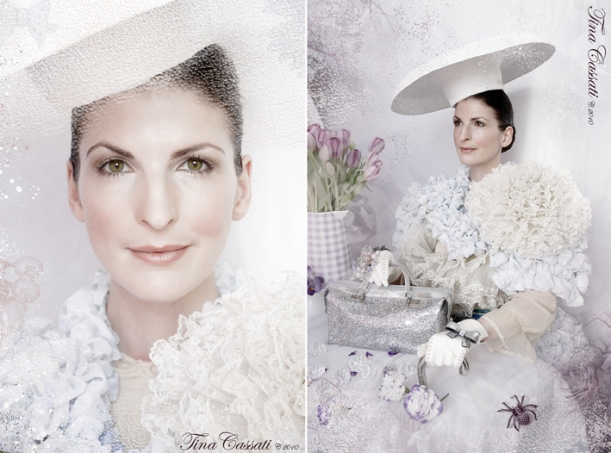 photo,hat, clothes et all by Tina Cassati-Haare/ Makeup by Simon Henn-tausend Dank