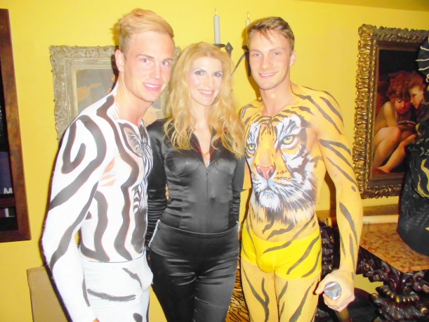WILD LIFE! - Catsuit from www.sthenno.net
