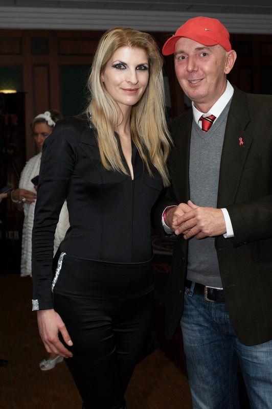 mit Ralph Ehrlich, Vorsitzender der Berliner Aids Stiftung- photo by http://www.holmsohn.com/