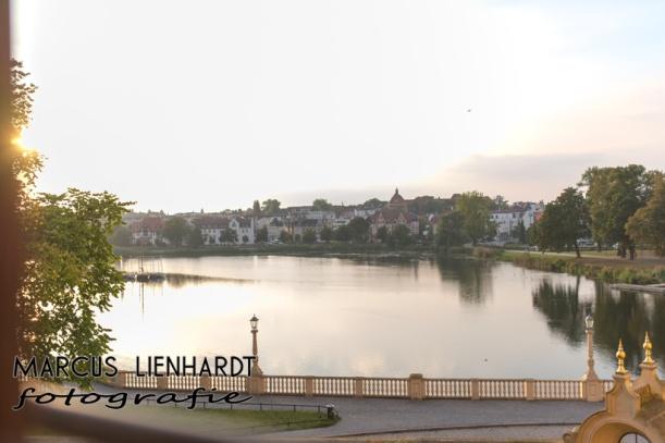 Blick vom Schloß Schwerin-photo by Marcus Lienhardt