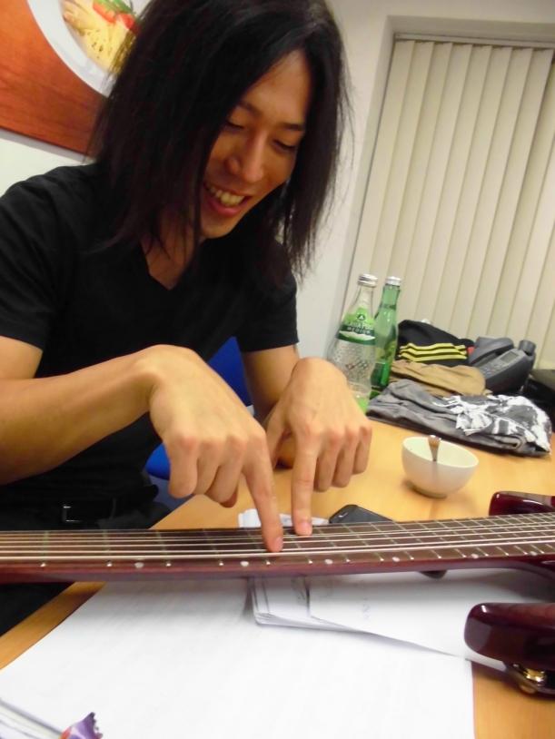 backstage: Shota und die magischen 7 Saiten