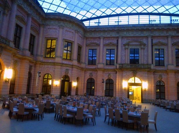 im Schlütersaal des Deutschen Historischen Museums