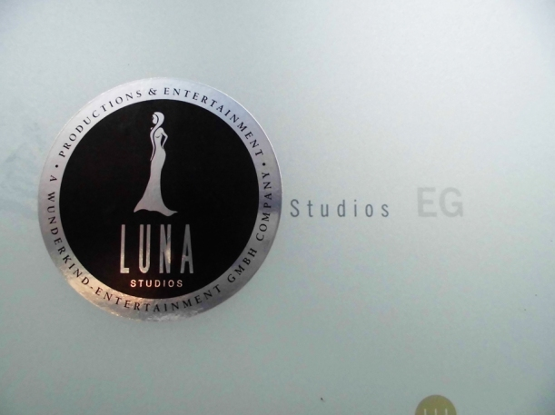 in den Hamburger Luna-Studios