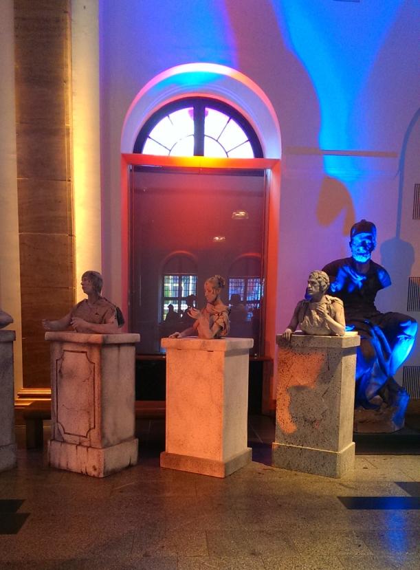 lebende Statuen , photo by Lea Schönrock@tse, danke!