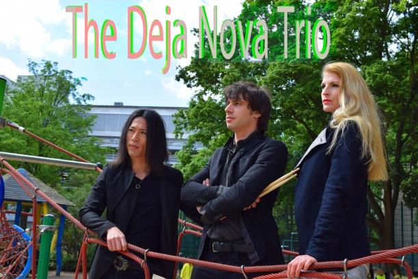 THE DEJA NOVA TRIO : Harfe, 7string Bass, E-Drums
