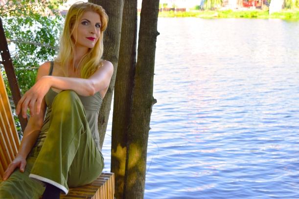 Die Hauptstadt-Harfe tankt Energie für die kommenden Harfen-Auftritte in und außerhalb Berlins