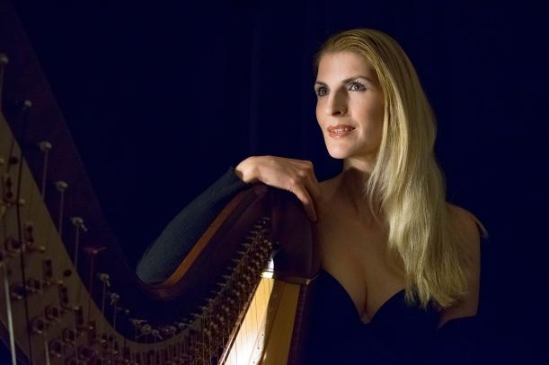 Harfenistin Simonetta