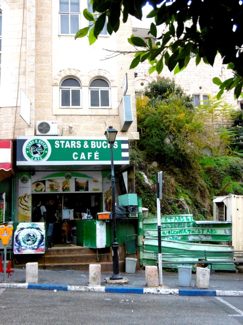 Das Original :-) : Stars+Bucks in Bethlehem