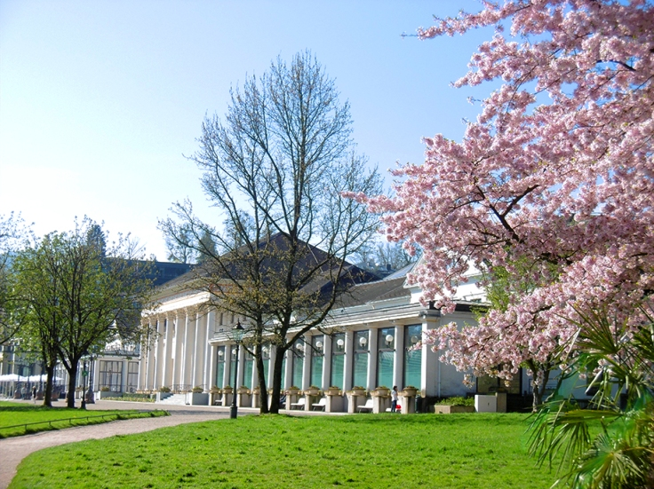 das berühmte Casino in Baden Baden