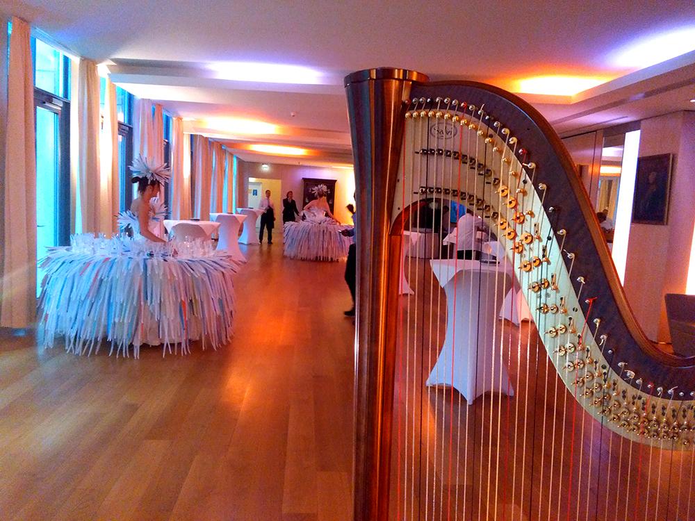 chansons in der franz sischen botschaft hauptstadt harfe. Black Bedroom Furniture Sets. Home Design Ideas