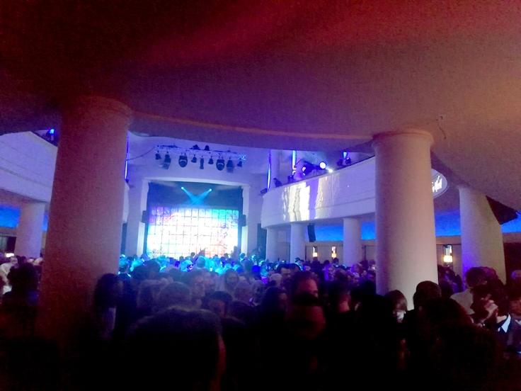 Metropol in Berlin bei Montblanc Event