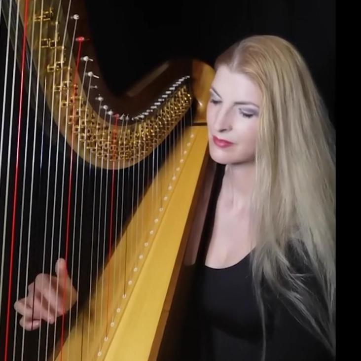 harpist berlin,